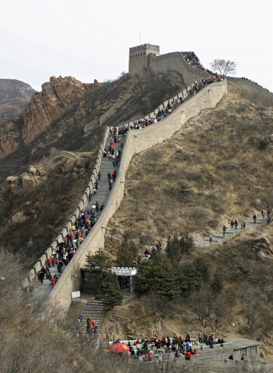 旅行 - 第八篇 感觉 ~ 北京万里长城