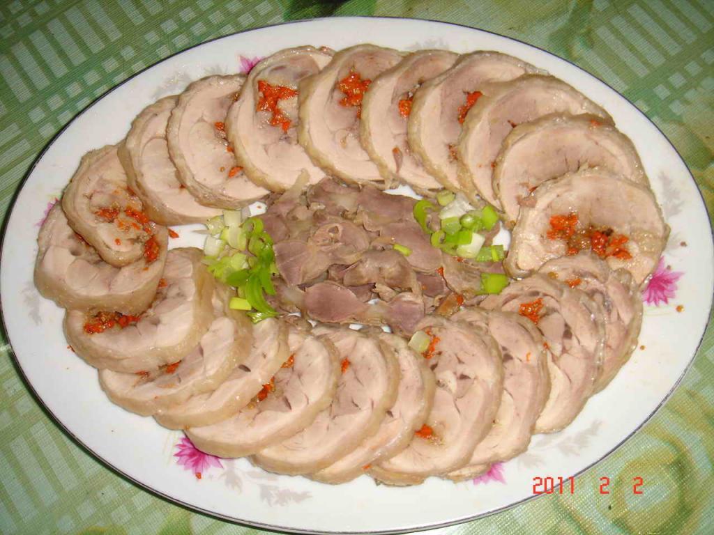 小土豆家的年夜飯
