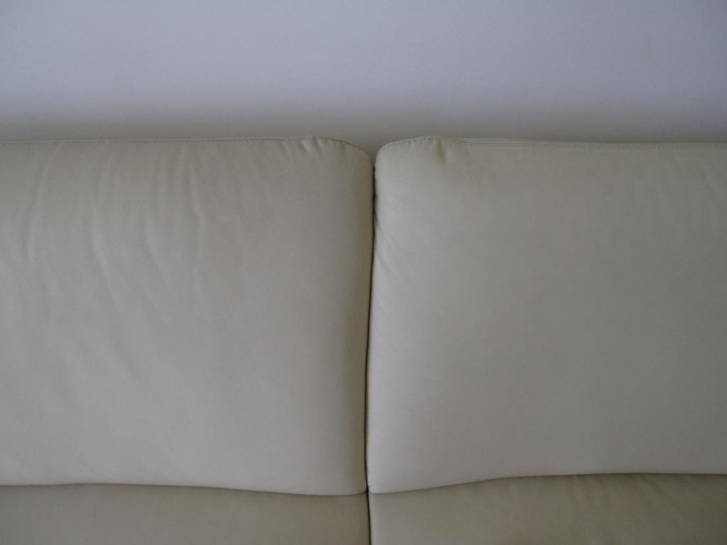 皮沙发清洗记